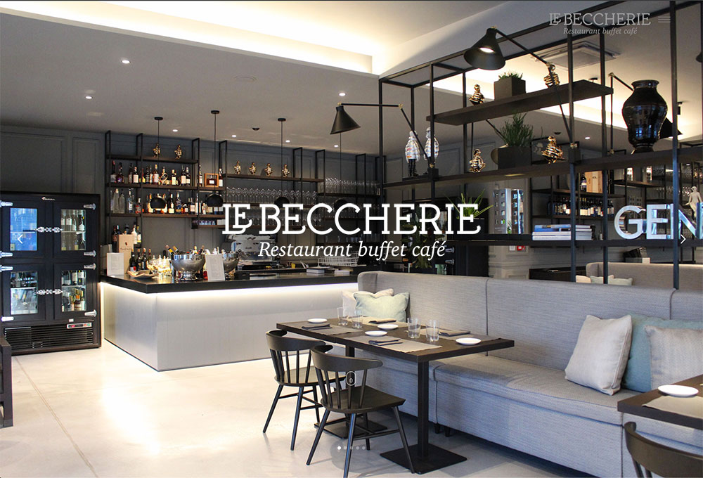 reputable site 3543c 0e715 Le Beccherie | Restaurant Buffet Cafè